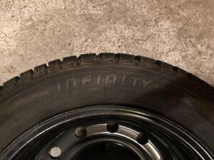 "16"" Toyota Corolla Ecosnow winter tires (205/55R16 94T) 5x114"
