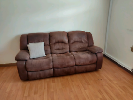 FREE to uplift 3 seater Sofa SOLD