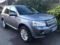 LAND ROVER FREELANDER SD4 HSE 2012 Diesel Automatic in Grey