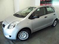 Toyota Yaris 1.0 VVT-i T2 2007(57) Just 38253 Miles 5 Door Lovely Condition