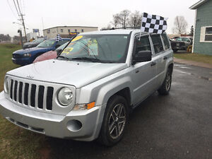 2009 Jeep Patriot North SUV, Crossover