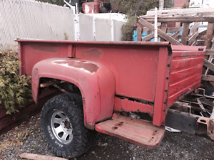 1950's ford pick up truck box only