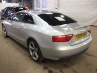 AUDI A5 2.170 TDI 17170 QUATTRO SPORT TIMING BELT AND WATER PUMP CHANGED ++ HUGE SPECS ++