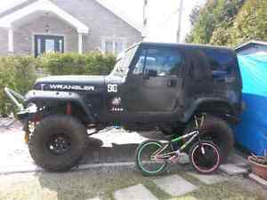 89 jeep yj 5000$ neg make an offer