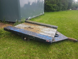 Small trailer approx 4x6