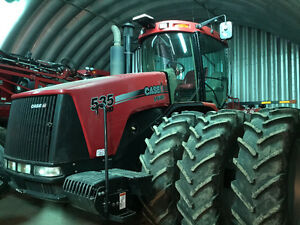 Case Ih 535 tractor