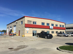 FOR LEASE - Freestanding 8000 SF Warehouse on 2.27 Acres