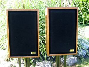 Linear Research Electronics LR-111 Classics 3 way speakers
