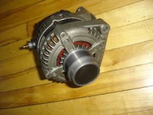 Dodge caravan 2001-2007 alternator/alternateur ,instal extra