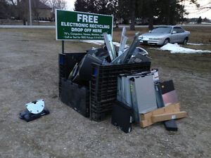 Purge your Electronics IT -We pick up for FREE