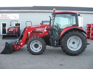 McCormick 63 PTO Hp Cab Tractor - Relax in This Beauty Cab!