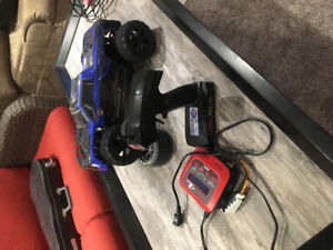 High Powered RC Car