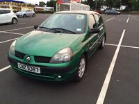 Renault Clio Sport 1.2 | Cheap Insurance | MOT until May 2017