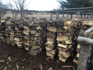 Firewood (softwood) Split and Dry