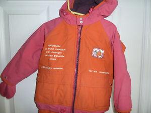 Souris Mini 2 piece Snowsuit