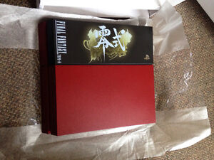 Final Fantasy Edition PS4 brand new