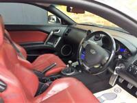 2007 Hyundai Coupe 2.0 SIII SE 3dr Petrol black Manual