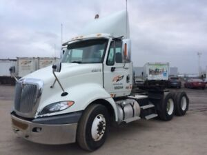 2013 International ProStar +113 6X4, Used Day Cab Tractor