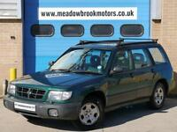 Subaru Forester 2.0 GLS !!!ONE OWNER FROM NEW+MOT UNTIL AUGUST 2017!!!