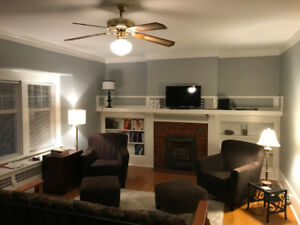 Room for Rent in a 1200 sq. ft. Apartment in South Granville