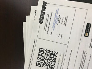 4 John Mellacamp tickets for next Saturday's Sold out Show!
