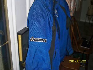 ...men's large and IICON  jacket