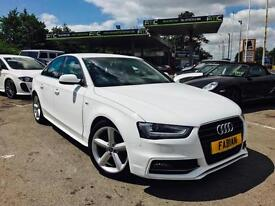 2013 Audi A4 2.0TDI 140BHP Auto Multitronic S Line **Leather - Full History**