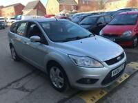 Ford Focus 1.6TDCi ( 90ps ) Style ESTATE - 2008 08-REG - 6 MONTHS MOT