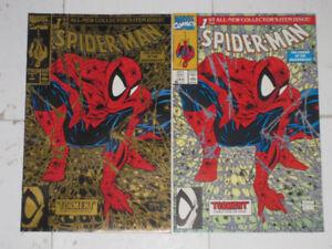 Marvel Comics Spider-Man#1-73(1990) inclusive group comic book