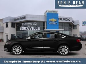 2015 Chevrolet Impala 2LZ  ONE OWNER  - LTZ - SUNROOF - LEATHER