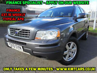 2009 Volvo XC90 2.4 D5 AWD Active Service Hist - 7 Seats - KMT Cars