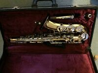 Boosey and Hawkes saxophone