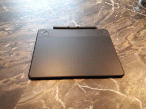 Wacom Intuos 6 x 3.7 in Graphic Tablet with Stylus - BLACK (NEW)