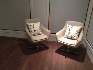 Beautiful Retro Modern Chairs For Sale