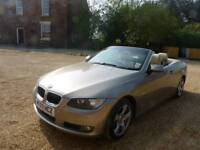 mw 320i Automatic convertible e93 - £37k Rare High Specification inc Pro Sat Nav - Leather - Xenons