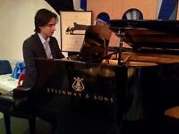Quality Piano Lessons