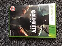 Call of duty black ops 1 Xbox 360