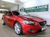 Mazda 6 2.2 SPORT 150PS [SAT NAV, LEATHER, HEATED SEATS, BOSE SPEAKERS, REVERSE