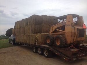 Hay and Straw Delivery