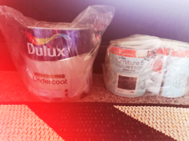 Undercoat and furniture paint