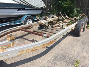 Heavy Duty Boat trailer for sale