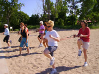 New! In Motion Outdoor Boot Camps!