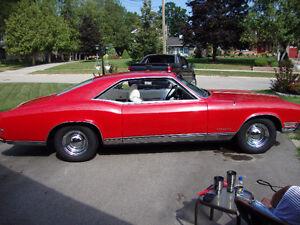 1969 Buick Riveria