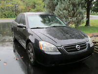 2003 Nissan Altima 2.5S Berline