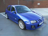(04) 2004 MG/ MGF ZR 1.4 105 MET BLUE