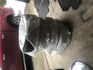 Motormaster Winter Edge Tires 225/65R17 - used one season