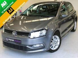 2015 (15) VOLKSWAGEN POLO 1.4 SE TDI BLUEMOTION 5DR