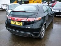 HONDA CIVIC 2.2 i-CTDI 2007 - *BREAKING*