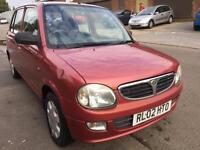 2002 Perodua Kelisa 1.0 AUTOMATIC, 5 DOOR, LONG MOT, PX TO CLEAR
