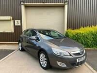 (12) 2012 Vauxhall Astra 2.0 CDTi 16V SE 165 5dr Automatic Hatchback Grey Diesel
